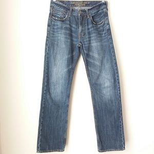 AEO | Blue Original Straight Jeans Sz 29
